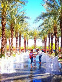 Scottsdale Quarter Splash Pad