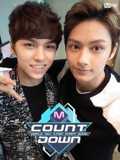 Vernon & Jun #seventeen #kpop