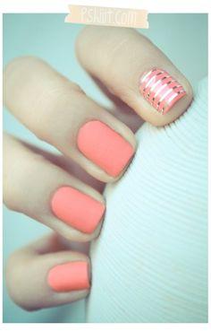 Nail striping