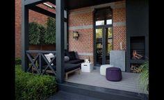 Trouvailles Pinterest: Terrasses couvertes