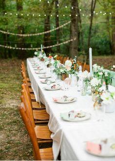 Coisas da Lívia: casamento DIY