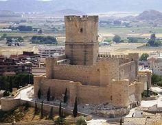 castillo de la Atalaya, en Villena (Alicante)