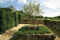 il giardino medievale