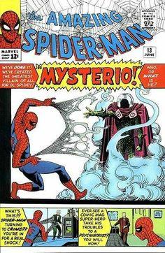 Amazing Spiderman #13 Junio 1964