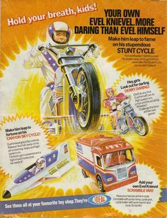 Evil Kneivel Toys 49