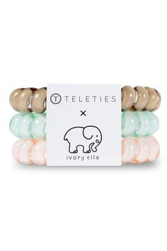 All Accessories – Ivory Ella Oval Face Hairstyles, Messy Hairstyles, Pretty Hairstyles, Birthday Wishlist, Birthday List, Scrunchies, Coil Hair Ties, Accesorios Casual, Save The Elephants
