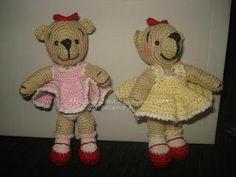 bear crochet