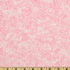 this would be nice for tilda doll....Moda Marble Swirls (9908-37) Pink from @fabricdotcom  Designed for Moda Fabrics, this classic blender cotton print features white and pink swirls on a light pink marbled background.