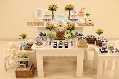Baby Shower, Table Decorations, Furniture, Home Decor, Joy, Fiestas, Babyshower, Decoration Home, Room Decor