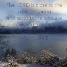 Inspirational Photos | Five Feet Twenty – #Peace #Brokenhearted #Psalm34 #5feet20 #inspirational