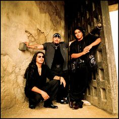 Los Lonely Boys--have been following them since 2004--you've got to see them live--they'll blow you away!