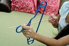 How to make a bow and arrow in 5 min