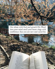The Sovereign Word - worshipgifs: John Piper Bible Verses Quotes, Jesus Quotes, Bible Scriptures, Peace Quotes, Spiritual Quotes, Bible Notes, My Bible, Faith Bible, Christian Life