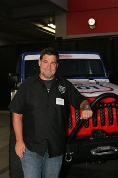 Congratulations To The Winners Of The JCW 101 Sweepstakes! Grand Prize  Winner Of A Jeep Wrangler Unlimited Customized By JC Whitney    Eric K.  From CA.
