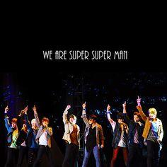 super junior... super men