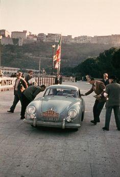 Porsche 356 rally cars old photos. - Page : 3 - Histoires du sport automobile - FORUM Sport Auto Porsche Classic, Classic Cars, Porsche 356a, Porsche Cars, Carrera, Volkswagen, Vintage Porsche, Rally Car, Chevrolet Impala