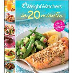Weight Watchers in 20 Minutes: 250 Fresh, Fast Recipes - Walmart.com