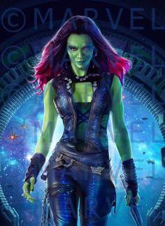 Gamora - Marvel