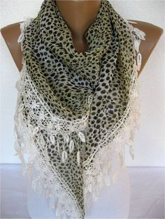 ON SALE  Trend Scarf Fashion Scarf gift Ideas For Her