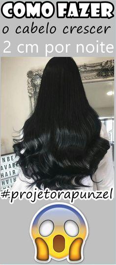 Como fazer o cabelo crescer 2 centímetros em uma noite? Aprenda a receita que está bombando na internet!
