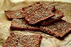 crackers de aveia e fibra | NutriHealthyAlex