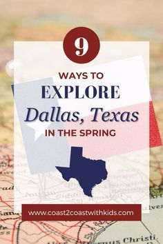 9 family friendly spots in Dallas that the whole family will enjoy! Travel With Kids, Family Travel, Presidential History, City Pass, Family Getaways, City Guides, Best Location, Public Transport, Tour Guide