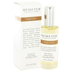 Demeter By Demeter Ginger Cookie Cologne Spray 4 Oz (pack of 1 Ea)