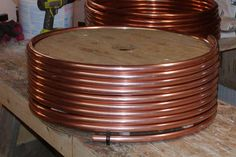 copper heat exchanger coil