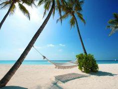 22 Beach Hammocks ideas | beach hammock, beach, vacation