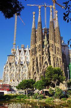 Barcelona/Sagrada Família – Reiseführer und Reiseinformationen auf Wikivoyage