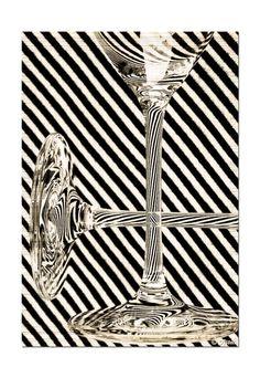Stripes Glass