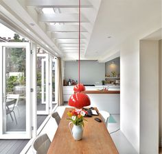 Dining Area in #Extension / Bloem Lemstra