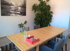 Our Prague meeting room