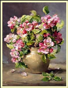 ''Apple Blossom'' by Anne Cotterill