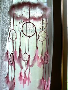 Dream Catcher mobile by Winchestergems on Etsy, $147.00