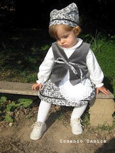 Comando canica. Traje Pastora Hipster, Sewing, Baby, Kids, Style, Google, Christmas Ideas, Fashion, Happy