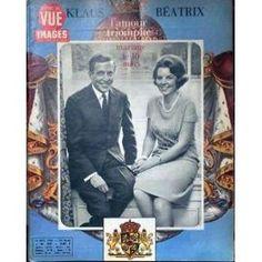 Point De Vue Images Du Monde N° 909 Du 12/11/1965 - Klaus - Beatrix - L'amour Triomphe - Mariage Le 10 Mars.