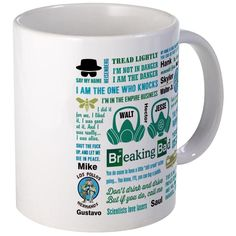 CafePress - Breaking Bad Mugs - Unique Coffee Mug, 11oz Coffee Cup *** Discover this special product, click the image : Coffee Mugs