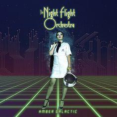 Amber Galactic - Night Flight Orchestra: Amazon.de: Musik