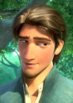 Day 18: Favorite name is Eugene Fitzherbert :) It has to be the most ridiculous name in the history of Disney movies, but he's such an amazing character.