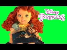 Unboxing My First Disney Princess Deluxe Baby Merida Toy Doll Review - YouTube Disney Princess Baby Dolls, Princess Videos, Best Kids Toys, Merida, Rapunzel, Doll Toys, Cool Kids, Disney Characters, Fictional Characters
