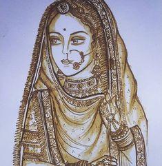 Wedding Mehndi Designs, Dulhan Mehndi Designs, Mehndi Drawing, Mehendi Arts, Fairy Silhouette, Mehndi Designs For Beginners, Gold Ring Designs, Face Design, Henna