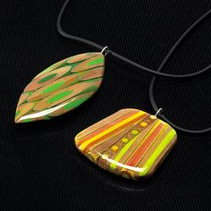 Pendants by Jennifer Maestre - Art Jewelry Magazine Community - Forums, Blogs, and Photo Galleries