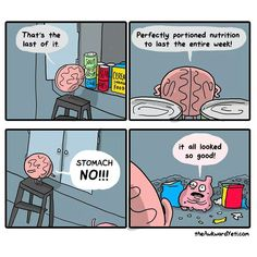 """""""At least we still have beans"""" by The Awkward Yeti. Funny Shit, The Funny, Funny Jokes, Hilarious, Funny Stuff, Funny Things, Nice Things, Random Stuff, Memes Humor"""