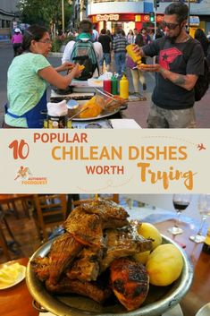 The most popular Chilean traditional foods - Chile has a wide range of traditional dishes to offer. This article explores everyday popular Chilean foods. You'll discover authentic Chilean food ranging from the Chilean hot dog to empanadas to Chilean salsa and more! | Authentic Food Quest