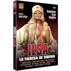 Ilsa the siberian tigres Siberia, Cinema, Books, Tv Series, Movies, Libros, Cinematography, Book, Movie