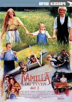Kamilla og tyven II 1989 Family Movies, Top Movies, Sweet Memories, Childhood Memories, Internet Movies, Cool Kids, Norway, Movie Tv, My Love