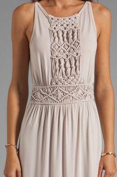 Trina Turk Deidi Dress in Limestone | REVOLVE