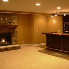 Indoor Fireplaces - traditional - living room - portland - Brown Bros. Masonry