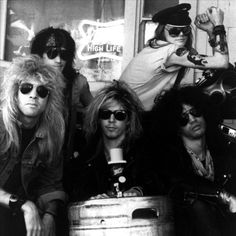 Im listening to Guns N Roses Radio on Slacker. You should too.